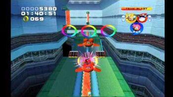 Sonic Heroes Grand Metropolis (Team Rose)