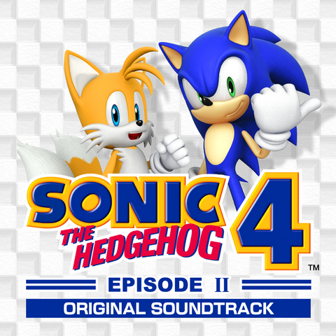 File:Sonic the Hedgehog 4 Episode II Original Soundtrack.png