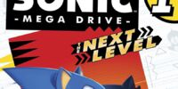 Sonic: Mega Drive - The Next Level Issue 1