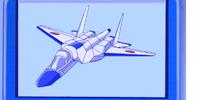 Blue Eagle (Sonic X)
