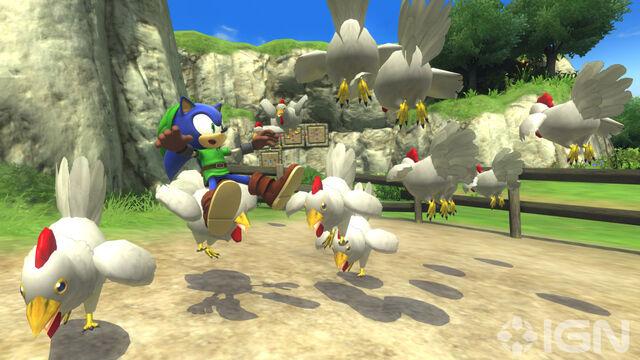 File:Sonic is Link 4.jpg