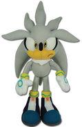 Silver the Hedgehog Plush