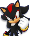 Sonic Dash Shadow
