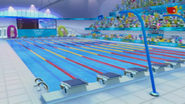 London - Aquatics Centre - 100m Freestyle