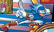 Sonic Man human archie