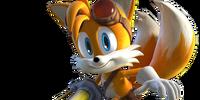Tails' Blaster