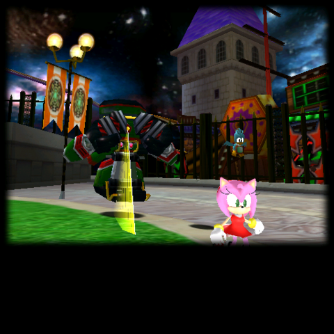 File:Sonic Adventure Credits (Amy 07).png