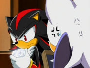 Rouge and Shadowx