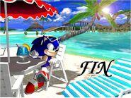 SA1 Sonic Ending