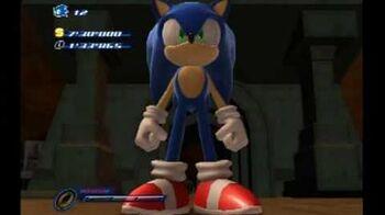 Sonic Unleashed (Wii) - Eggman Land Dark Gaia - Final Boss - S Rank 1 2