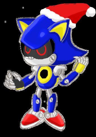 File:Classic Metal Sonic 2 Xmas.png