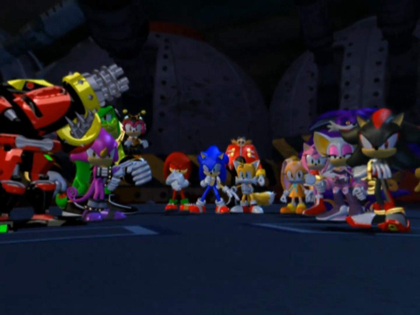 File:Sonic Heroes Cast.jpg