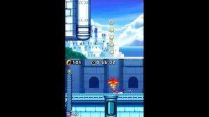 DesMuMe Sonic Rush Water Palace Act 2 - Blaze, 1080p 60 FPS