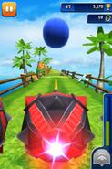 Bombs Sonic Dash