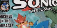 Sonic the Comic Issue 201
