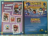 Sonic Sticker Collection pages 22-23