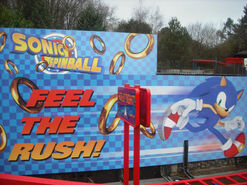 Sonic spinball alton towers 5