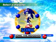 Sonic start up SADX