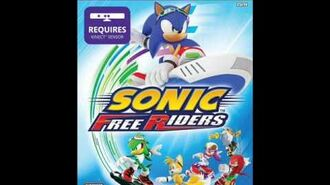 Free by Chris Madin (Theme of Sonic Free Riders)