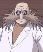 Gerald Robotnik Sonic X