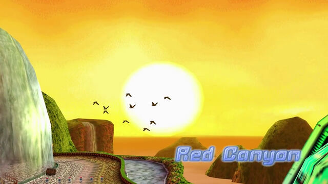 File:Red canyon with birds.jpg