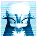 Wave icon (Sonic Riders - Heroes Story - Cutscene 2)