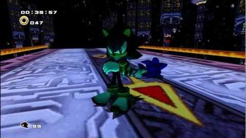 Sonic Adventure 2 Sonic the Hedgehog Round 2 1080 HD