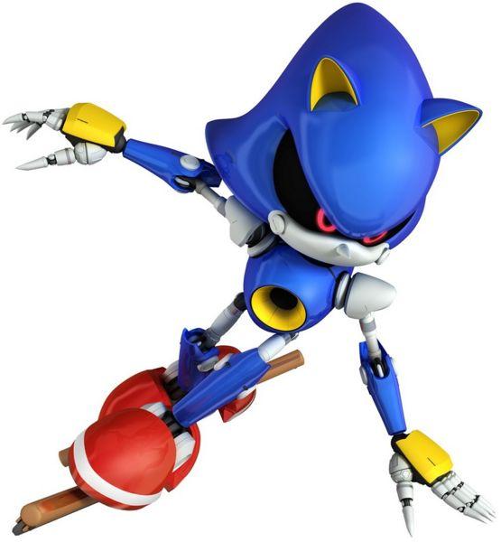 Image - Metal Sonic 12.jpg | Sonic News Network | Fandom ...