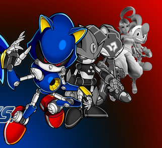 Round-5-Metal-Sonic