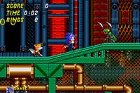 Sonic2Metropolis