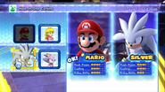 Mario and Silver