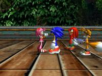 Amy Sonic riders