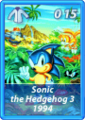 Card 015 (Sonic Rivals)