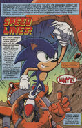 Sonic X issue 20 page 1