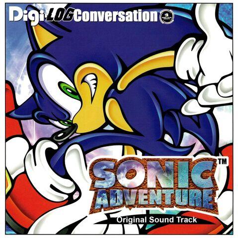 File:Sonic Adventure OST cover art.jpg