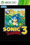 Sonic 3 XONE box art