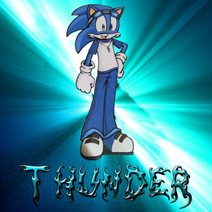 Thunder by Sly