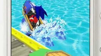 Sonic Rush Adventure Trailer 2 DS