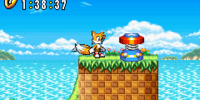 Special Stage (Sonic Advance)