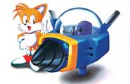 Tails Adventures Sea Fox v2