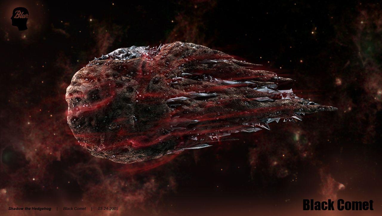 Black Comet Black Comet