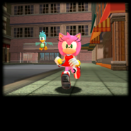 Sonic Adventure Credits (Amy 02)