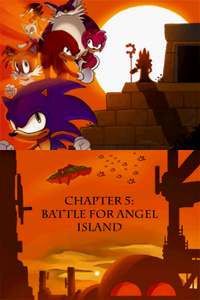 Sonic Chronicles (The Dark Brotherhood) Chapter 5