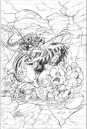 Boom variant 4 pencilled
