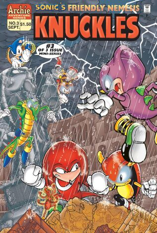 File:Archie Knuckles (miniseries) Issue 3.jpg
