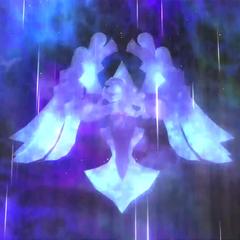 Solaris asumiendo a su Segunda Forma