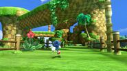 Sonic Generations - Green Hill - Game Shot - (4)