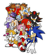Sonic Art Assets DVD - Group