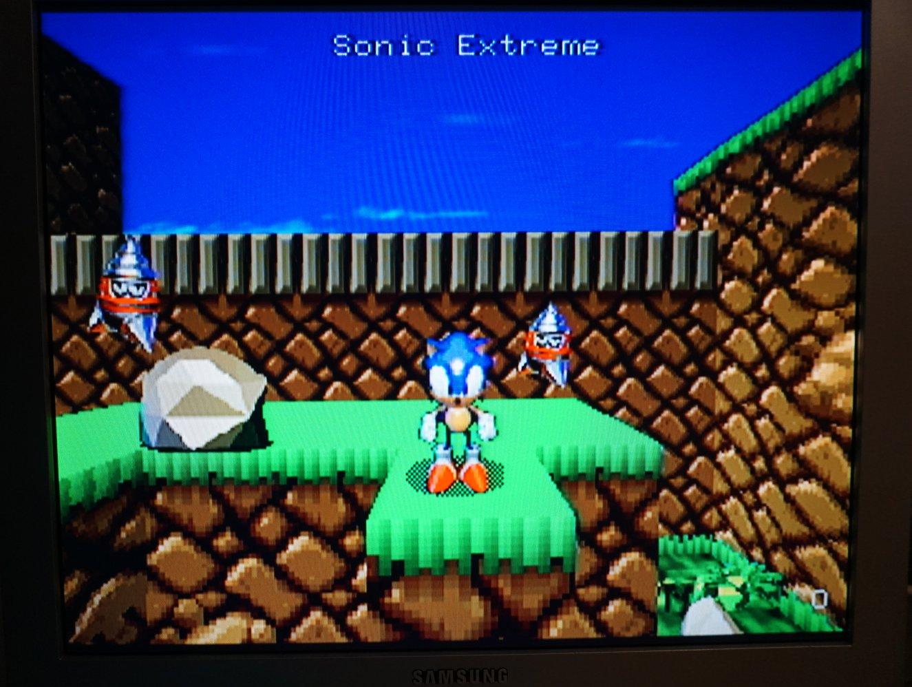 Sonic Cult // Sonic X-treme