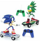 Sonic & Jet NKOK Racers
